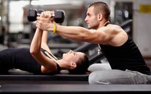 Преимущества занятий с персональным тренером в фитнес-клубе