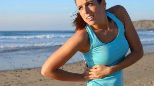 Почему возникает боль в боку при беге и как от неё избавиться
