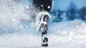 Как сделать зимние тренировки на улице безопаснее и приятнее
