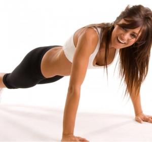 Комплекс упражнений для соблазнительной груди
