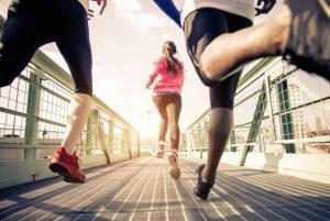 Бег для похудения: польза или вред?