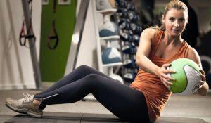 Необходимость разминки и заминки для фитнеса
