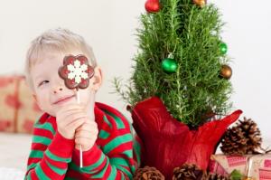 Новогодние сладкие подарки для взрослых и детей