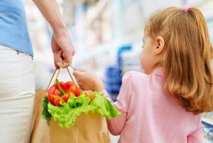 Растительное питание в педиатрии