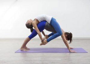 Йога в паре — новая степень свободы