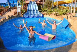 Аква-фитнес для отдыхающих