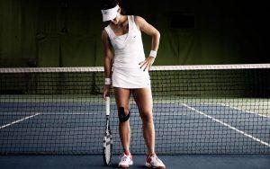 Выбирайте действительно удобную одежду для тенниса