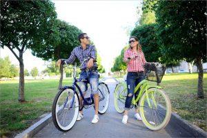 Как научиться уверенно ездить на велосипеде?